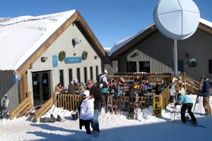Prospector Grill at Wolf Creek Ski Area