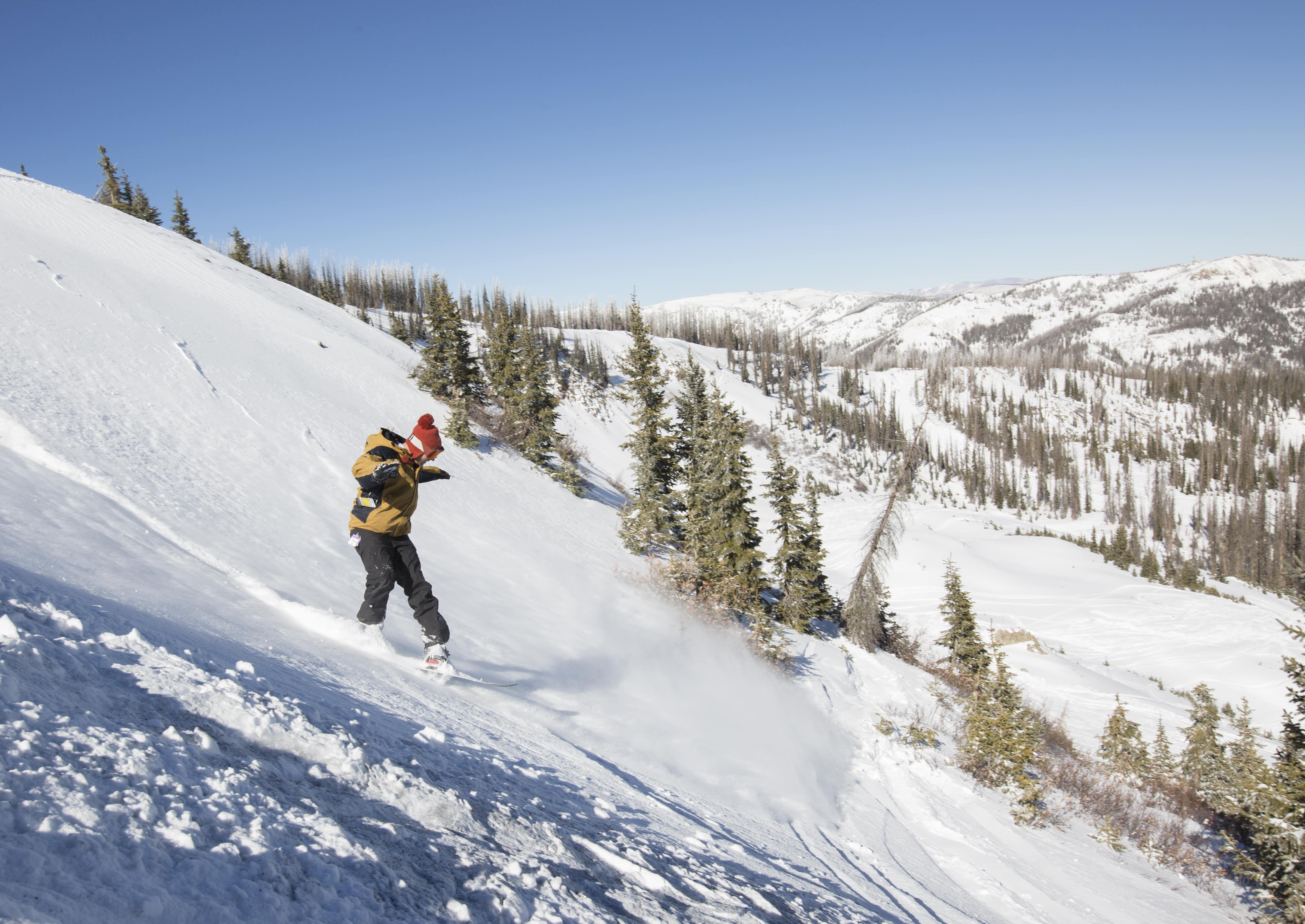 Snow Report 12 6 17 Wolf Creek Ski Area Coloradowolf